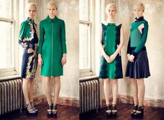 Pre fall 2013 Erdem Collection