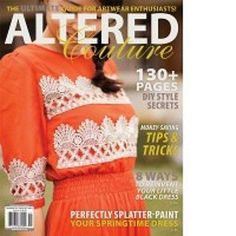 Altered Couture Magazine Feb/Mar/April 2015