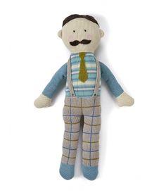 NanaHuchy - Papa-Knitted Doll