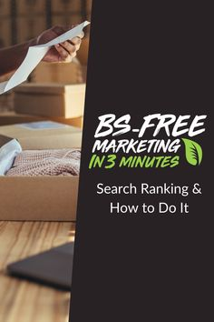"""We're giving you the 3-Minute Social Media Marketing Rundown, BS-Free to help you with """"Search Ranking and How to Do It."""" 82% of Marketers that SEO and Search Ranking are important year over year for their businesses. 42% says it puts them ahead of the competition. Search Ranking is the idea that you're ranking higher on Google, you want to get to position #1. Watch the video to learn more about the importance of search ranking and more!  #Keywords #DigitalMarketing #DigitalMarketingAgency… Social Media Marketing, Digital Marketing, Free Market, Seo, Competition, Positivity, How To Get, Watch, Learning"""