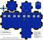 Dr. Who Printables.