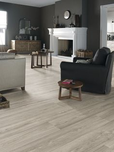 Forbo Novilon Nova 5176 šíře 4 m Eclectic Living Room, Living Spaces, Eclectic Design, Next At Home, Kitchen Flooring, Floor Chair, Future House, Kitchen Remodel, Family Room