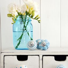 Barattolo in Vetro Ball Mason Jar http://www.decochic.it/it/152-barattoli-ball-mason-jars