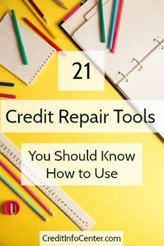 You may not need them all, but the more credit repair tools you know how to use, the more opportunities you have to improve your credit score. Pick and choose what you need from these credit monitoring tools, sample credit repair letters, and tools f Fix Bad Credit, Fix Your Credit, Build Credit, Check Credit Score, Improve Your Credit Score, Paying Off Credit Cards, Rewards Credit Cards, Credit Card Hacks, Rebuilding Credit