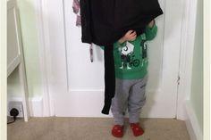 20 crianças campeãs de esconde-esconde (para rir!)