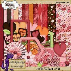 All Heart Kit $4.99