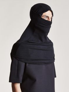 Thamanyah Men's Stretch Merino Wool Burqa Hat
