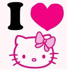 images of hello kitty   mundo hello kitty desea que tengas un lindo y muy feliz dia de san ...