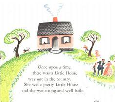 The Little House, Virginia Lee Burton