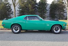 1970 FORD MUSTANG BOSS 429 - 213621