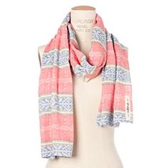 Madewell scarf for spring