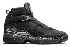 86c2735bea6 Authentic 305381-003 Air Jordan 8 Retro Black/White-Light Graphite Style  HRXdD