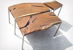 Dnativo -mesa articulada o banco- de Arqom, distinguida con el Sello de Buen Diseño 2011.