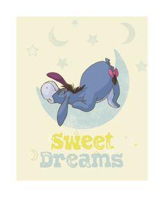 Sweet Dreams Eeyore