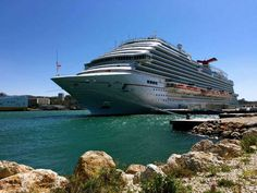 Two giant new ships on the way for Carnival Cruise Line