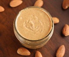 Homemade Almond Butter — Kayla Itsines