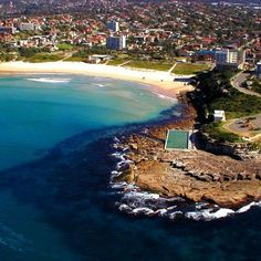 Freshwater Beach Sydney Australia I would swim in this pool early in the morning while Erin did a run along the beach road to Curl Curl Australia Beach, Sydney Australia, Real Estate Australia, Curl Curl, Central Business District, Beach Road, The Locals, Fresh Water, Beaches