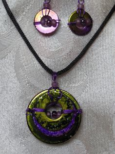Hey, I found this really awesome Etsy listing at https://www.etsy.com/listing/200713521/purple-twilight-and-lettuce-wire-wrapped