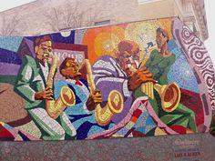 Mural on E. 11th St.