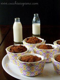 Cupcake com chocolate e pimenta