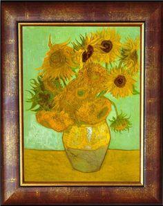 1871e947e65 Sunflowers by Vincent van Gogh at the Neue Pinakothek   München