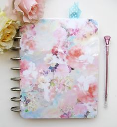 A Palette Full of Blessings: Happy Planner new DIY cover