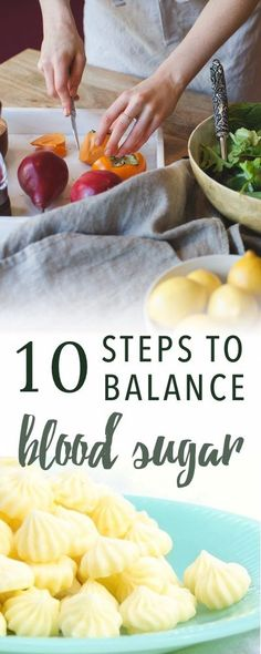 Balance blood sugar naturally | Empowered Sustenance