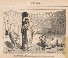 Saint Ignace d'Antioche Saint Ignace, Painting, Art, Saints, Art Background, Painting Art, Kunst, Paintings, Performing Arts