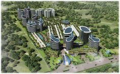 India's first Organic township which keeps you healthy and gives you full comfort.