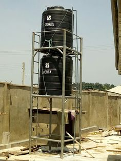Image Result For Raised Water Tank Platform Construction Designs Tank Stands In