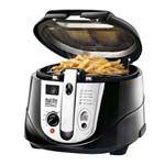 Point Shopping - Fritadeira Elétrica Fast Fry Eletronic FT-03 110V - Mondial