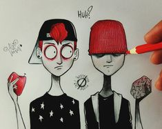 Twenty one pilots tim burton style fan art & memes(+other st Tim Burton Drawings Style, Tim Burton Art Style, Arte Tim Burton, Tim Burton Stil, Tim Burton Kunst, Tim Burton Artwork, Creepy Drawings, Cool Drawings, Twenty One Pilots Dibujos