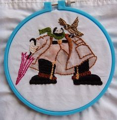 harry potter embroidery - Google Search