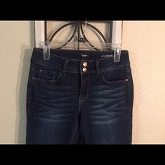 Jeans Kensie curvy bootcut. Worn once. Great condition Kensie Jeans Boot Cut