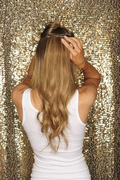 Cashmere hair videos clip in hair extensions how to reviews how to make a gorgeous ponytail with cashmere hair extensions the best hair extensions pmusecretfo Images