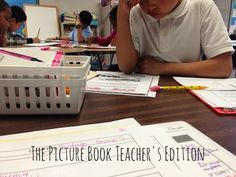 Our words mean everything - struggling students and how we can make a difference (such a sweet post by Shawna at The Picture Book Teacher's Edition)