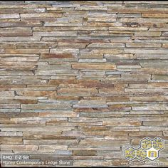 Honey Contemporary Ledge Stone™ - stacked stone veneer - contemporary - products - other metro - Northern Stone Supply, Inc.