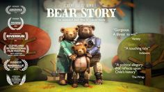 Trailer BEAR STORY / HISTORIA DE UN OSO nominated for an Oscar for best short film. It was made by the grandson of a man detained during the Guerra Sucia in Chile, and tells his grandfather's story.