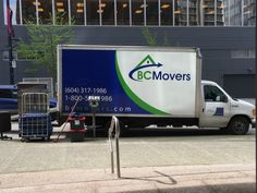 BC Movers Truck