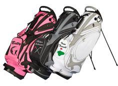 Découvrez notre dernière nouveauté sur Bons Plans golf avec cette alerte : KELLERMANN®Golf Sac trépied MUIRFIELD personnalisé «nom/motif de golf» en 3 couleurs ! (Cliquez sur le lien pour en savoir +) Golf Bags, Sports, Colors, Pattern, Bag, Hs Sports, Sport
