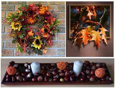 6 podzimních dekorací, které vás nebudou stát ani korunu