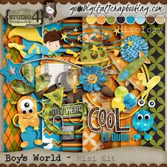 Boys World Mini Kit