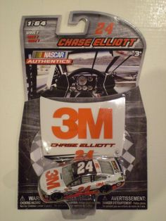 2016 Rookie Car Chase Elliott #24 3M Paint Scheme 1/64 Scale Diecast NASCAR Authentics -- Awesome products selected by Anna Churchill