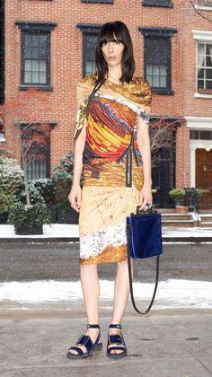 Givenchi - Pre Fall 2014 - NY