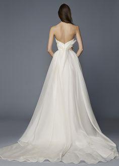 Megan Antonio Riva Wedding dress bmodish 2