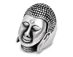 US$ 2.67 Wholesale Stainless Steel Buddha Rings Amazon