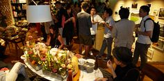 AUG. 2013 OPENING EVENT REPORT | Tokyo events | INTERSECT BY LEXUS | Amazing In Motion | Lexus International