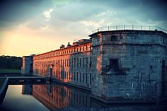 Fort Delaware, the Union fortress dating back to 1859, once housed ...