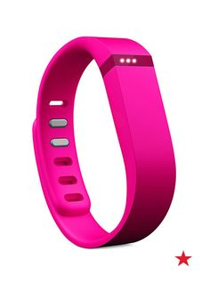 Help your active mom track her every move with a Fitbit activity and sleep wristband. A perfect Mother's Day gift for a woman who's always on the go. This Fitbit logs food, workouts and sleeping patterns.