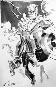 Awesome Art Picks: Superman, Captain America, Fantasy Avengers and More - Comic Vine